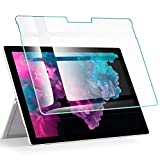 ESR Panzerglas Bildschirmschutz Folie kompatibel mit Microsoft Surface Pro 6 / Pro 5 (2017) / Surface Pro 4 (2016/2017), Premiu 9H Gehärtetes Glas Bildschirmschutzfolie - [Blasenfrei Kratzfest Kristallklar]