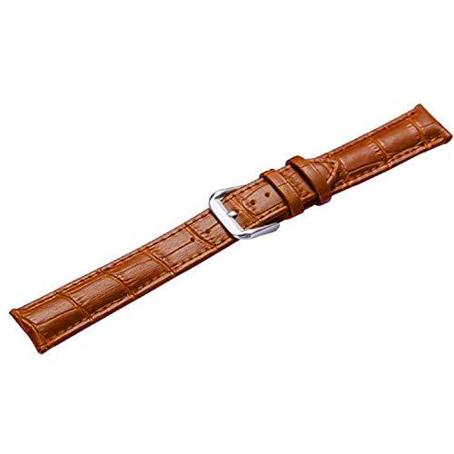 Armband 18mm 19mm 20mm 21mm 22mm 24mm Uhrenarmbänder Kalbsleder Uhrenarmband Butterfly Schnalle Strap Genitalsit-Watchstrap-Lins1397 Zubehör -