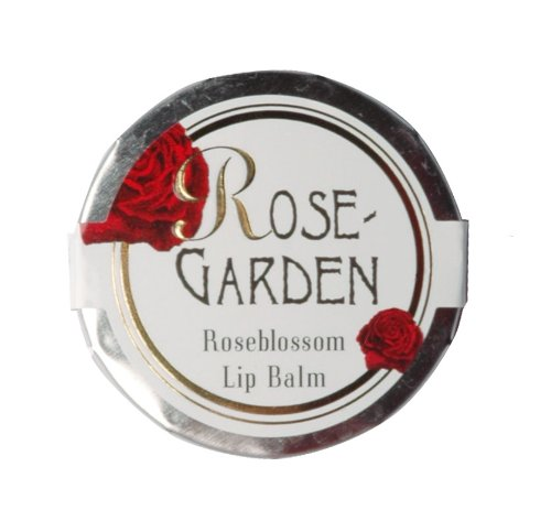 Rosengarten Rosenblüten Lippenbalsam, 10 ml