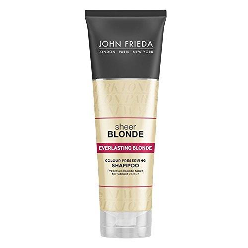 John Frieda Everlasting Blonde Color Preserving Shampoo, 8.45 Fluid Ounce by John Frieda