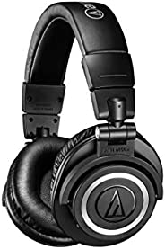 Audio-Technica Professional Studio Monitor Headphones Medium ATHM50XBT