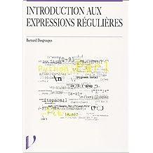 Introduction aux expressions régulières