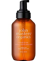 JOHN MASTERS ORGANICS Savon Mains/Corps Orange/Rose