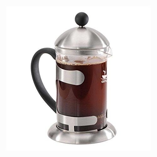 Gefu ge16180Pablo cafetera de pistón Acero Inoxidable, 15,2x 12,3x 21,7cm 600ML