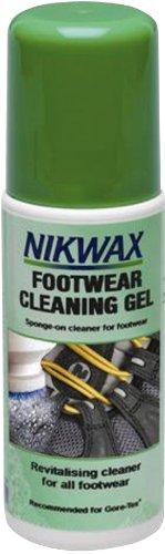 Nikwax Footwear Waterproofing Cleaning Gel - Transparent, 125 ml