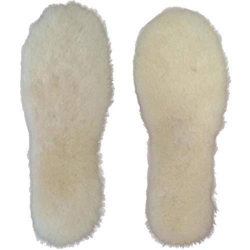 WARMIE Australian Sheepskin Super Thick Premium Shoe Insoles