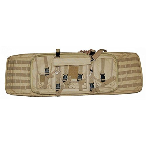 GXG PAINTBALL TASCHE DELUXE TACTICAL GUN BAG - BALINES DE PLASTICO PARA AIRSOFT  COLOR VERDE  TALLA STANDARD