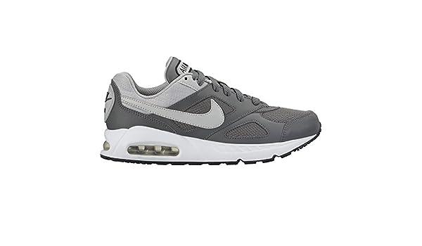 Nike Air Max Ivo (GS), Boys' Sneakers, GreyWhite (Dark Grey