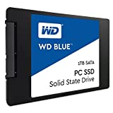 WD Blue 1 TB interne SSD SATA 6Gbit/s 2,5 Zoll (7mm) Festplattevon Western Digital. Optimiert...