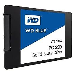 WD Blue 1TB Internal Solid State Drive (WDS100T1B0A)