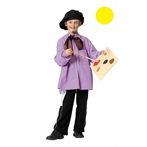 Imagen de disfraz pintor picasso niño. talla 5/6 años.
