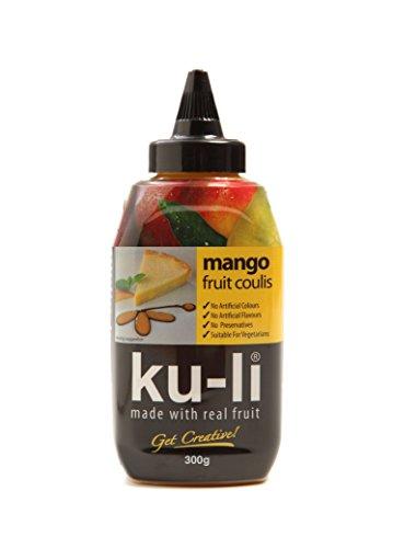 Ku-li Mango Fruit Coulis 300g