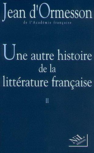 Une Autre histoire de la littérature - Tome 2
