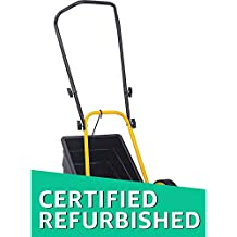 (CERTIFIED REFURBISHED) Falcon Premium 300mm Hand Lawn Mower (Yellow and Black)
