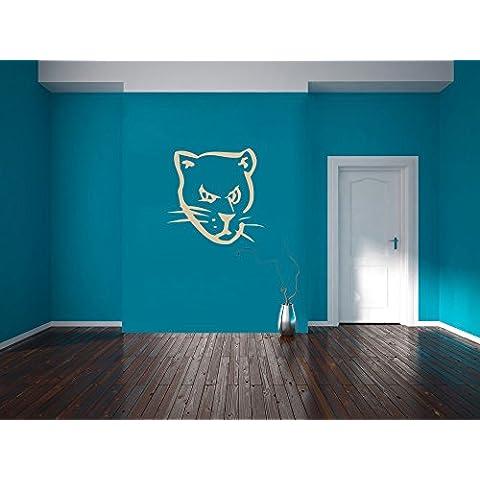 Panther decalcomanie della parete, murale, adesivi murali,