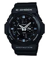 Casio Casio Sport-Laufuhren CHF-100-2AVER - Reloj unisex de cuarzo con correa de resina azul de Casio