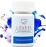 LOVEXX - Performance für den aktiven Mann - 30 Kapseln | Mehr Liebe | Lust | Leidenschaft