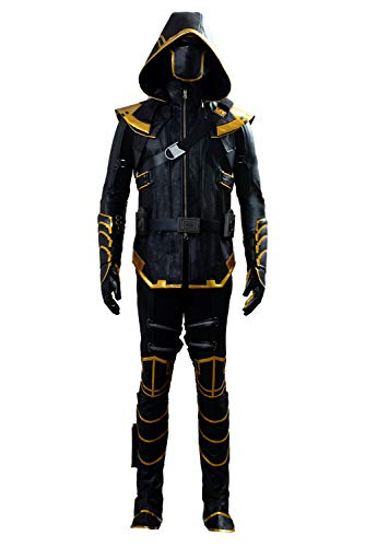 Kostüm Herren Hawkeye - Avengers 4 Endgame Hawkeye Ronin Outfit Cosplay Kostüm Herren M