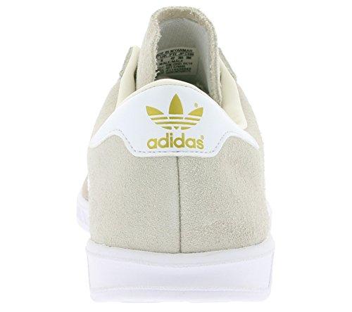 Adidas Hamburg Blanc/gris perle Beige