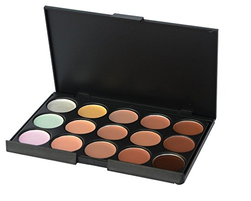 Boolavard® TM Concealer Abdeckcreme Camouflage Palette Cover Abdeck Makeup