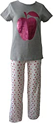 Sweet Dreamers Girls Night Wear (PYSDN102A116_Grey_16)