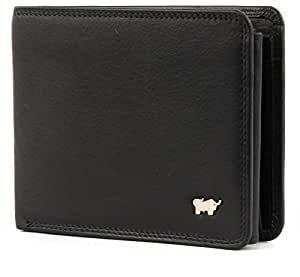 Braun Büffel Golf Unisex Wallet With Zipper 92335 051 010