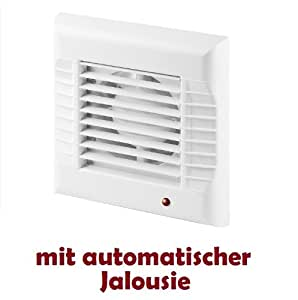 ventilateur encastr pour salle de bain avec jalousie automatique wv100 ventilateur mural. Black Bedroom Furniture Sets. Home Design Ideas