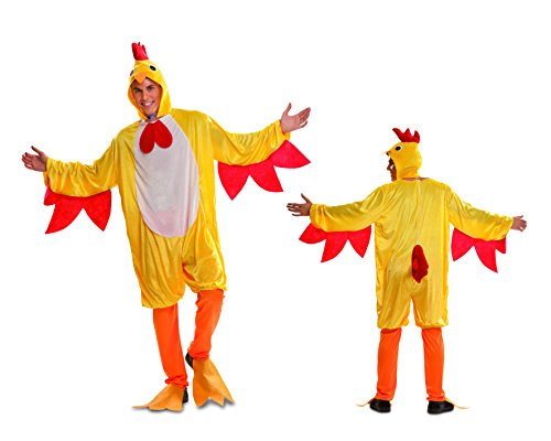 Imagen de my other me  disfraz de gallo, talla m l viving costumes mom01334