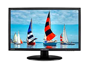 "Hanns.G by Hannspree HS225HPB Ecran PC LED IPS 21,5"" 1920 x 1080 8 ms VGA/DVI/HDMI Noir"