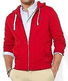 Ralph Lauren Herren Hoodie RL2000 red SALE Größe L, Farbe RL2000 Red