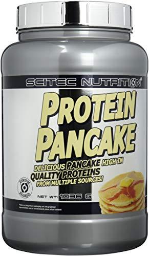 Scitec Nutrition Functional Food Protein Pancake, Geschmacksneutral, 1036g