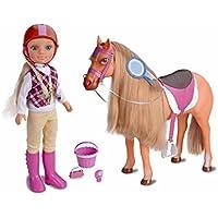 Nancy - Un día de aventuras a caballo (Famosa 700013890)