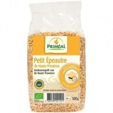Primeal - Organic spelled cereals 500G - Céréales petit épeautre 500G Bio - Price Per Unit - Fast...