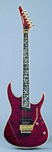 Esp Edwards e-cy-165ctm japonés guitarra eléctrica (negro rojo) (importación de Japón)