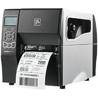 Zebra ZT230 - Impresora de etiquetas (LCD, Negro, Color blanco, 1D, 2D, Code 128 (A/B/C), Code 39, Code 93, EAN13, EAN8, Industrial 2/5, Interleaved 2/5, MaxiCode, Metal, 20-85%, 5-85%)