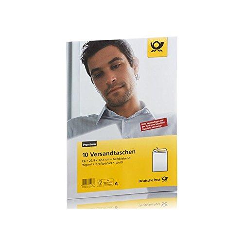 deutsche-post-10-versandtaschen-c4-weiss-haftklebend-ohne-fenster