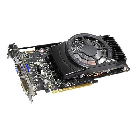 ASUS ATI Radeon EAH5770 CUcore/G/2DI/1GD5 Grafikkarte (PCI-e, 1GB GDDR5 Speicher, 1x DVI-I, 1x D-Sub, 1x HDMI)