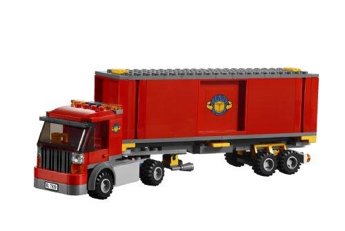 LEGO City 7939: Cargo Train
