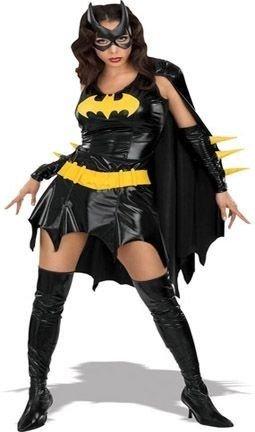 Kostüm BATGIRL Fasching Karneval Batman Fledermaus S/M (Batgirl Und Batman Kostüme)