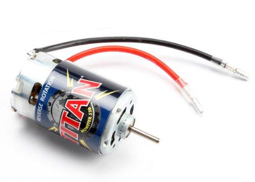 Titan Hardware (Traxxas 3975r Rückwärtslauf Titan 550gebürstet Motor (21-Turn 14V))