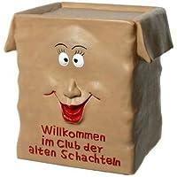 Preisvergleich für Udo Schmidt Spardose *Club der alten Schachteln*