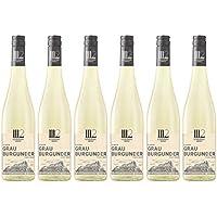 1112 Grauburgunder Trocken – Weißwein der Marke Elfhundertzwölf 2017 (6 x 0,75l)