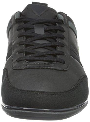Lacoste Giron 316 1, Baskets Basses Homme Noir - Schwarz (Blk 024)