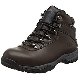 41R0sdBwr8L. SS300  - Hi-Tec Women's Eurotrek III Waterproof High Rise Hiking Boots
