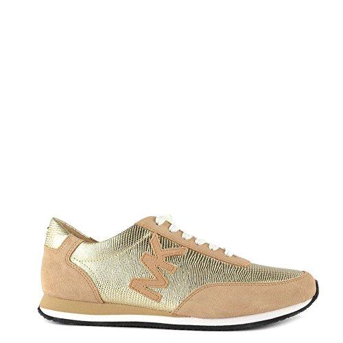MICHAEL by Michael Kors Schuhe Stanton Sneaker, Damen Pale Gold