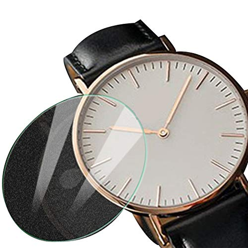Gehärteter Stahl schützender Film für Universal-Glasgehärteten 32mm Uhr für den Kratzfestes Display Schutz of The Smart Watch