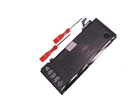 Apple Macbook 13 - Remplacer 10.95 V 63.5Wh A1322 batterie d'ordinateur