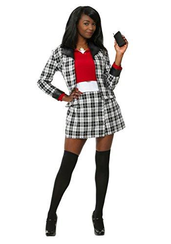 Cher Fancy Dress - Clueless Dee Plus Size Womens Fancy