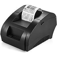 KKmoon POS-5890K 58mm USB Drucker Empfang Rechnung Ticket POS Kassenschubladen Restaurant Einzelhandel Drucken