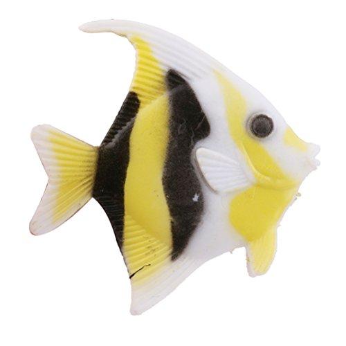NUOLUX Ozean Tier tropischer Fisch Figur Modell Vorschul-Kinder Spielzeug-Pack 10 - 5